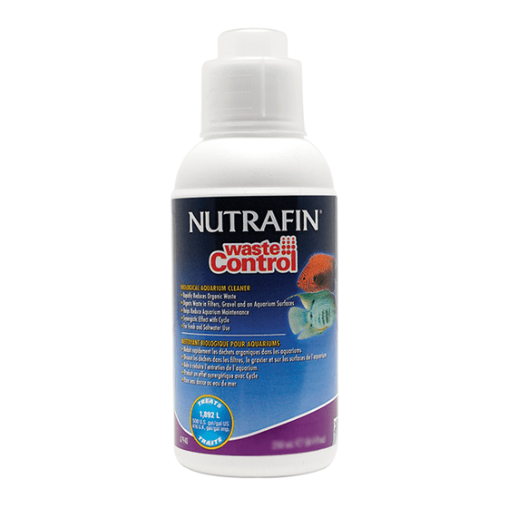 Nutrafin Waste Control | Pisces Pets
