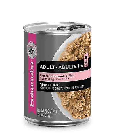 Eukanuba Adult Lamb & Rice Dog Food 375 g | Pisces Pets