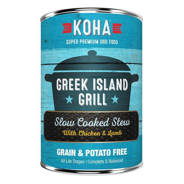 Koha Slow Cooked Stew Greek Island Grill 360 g | Pisces Pets