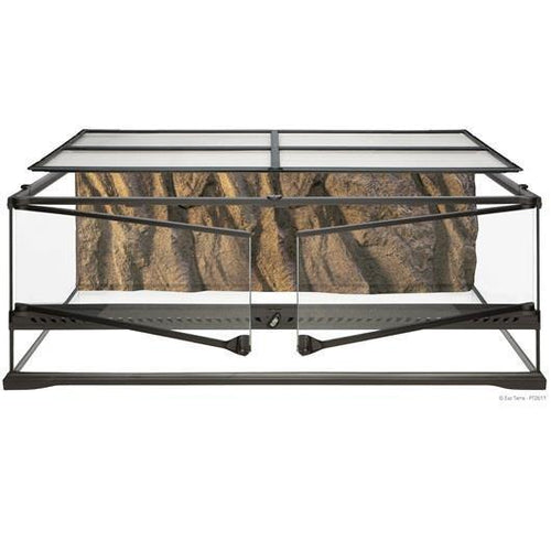 "Exo Terra Large Low Natural Terrarium - 36"" x 18"" x 12"""