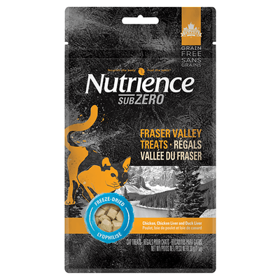 Nutrience SubZero Fraser Valley Treats | Pisces Pets