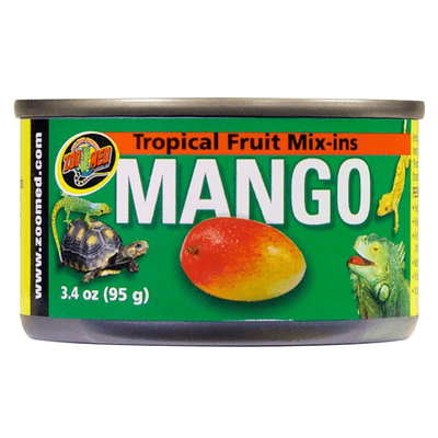 Zoo Med Tropical Fruit Mix-Ins Mango - 95 g | Pisces Pets