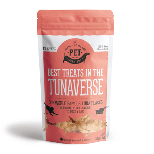 Granville Island Pet Treatery Tuna Flakes | Pisces Pets