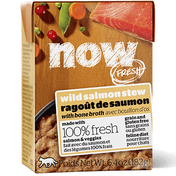 Petcurean Now Wild Salmon Stew | Pisces Pets