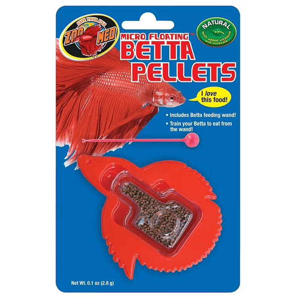 Micro Floating Betta Pellets | Pisces Pets