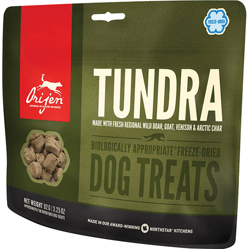Orijen Freeze Dried Treats Tundra