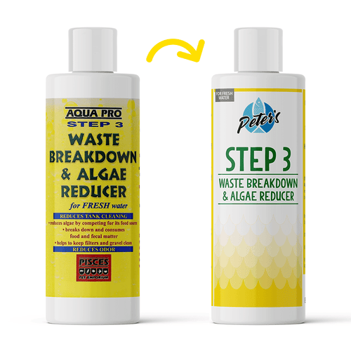 Aqua Pro Step 3 Waste Breakdown & Algae Reducer | Pisces Pets