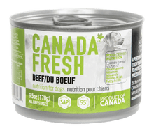 Canada Fresh Beef Dog Food 170 g | Pisces Pets
