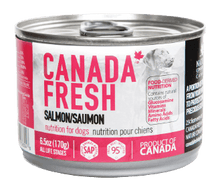 Canada Fresh Salmon Dog Food 170 g | Pisces Pets