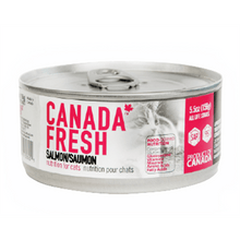 Canada Fresh Salmon Cat Food 156 g | Pisces Pets
