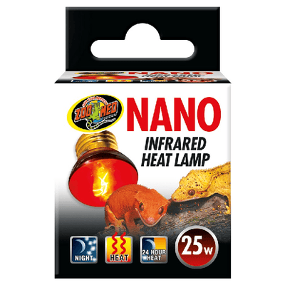 Zoo Med Nano Infrared Heat Lamp | Pisces Pets