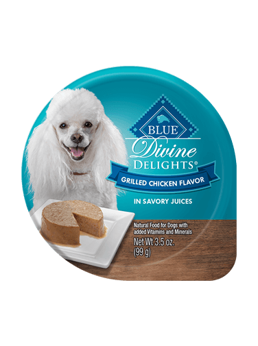 Blue Divine Delights Grilled Chicken 99 g | Pisces Pets