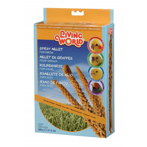 Living World Spray Millet for Birds | Pisces Pets