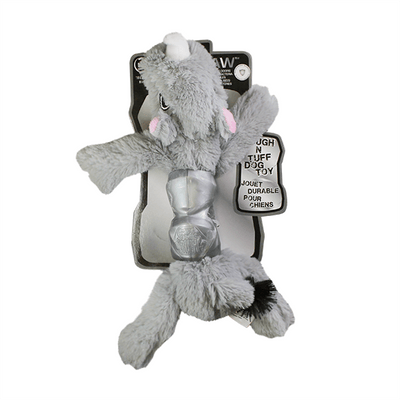 Silver Paw Rhino Rubber Dog Chew Toy | Pisces Pets