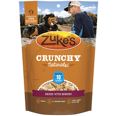 Zuke's Crunchy Naturals with Berries | Pisces Pets