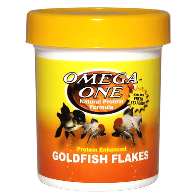 Omega One Goldfish Flakes | Pisces Pets