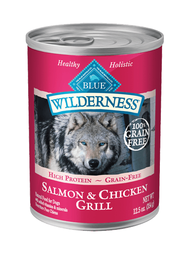 Blue Wilderness Salmon & Chicken Grill 354 g | Pisces Pets