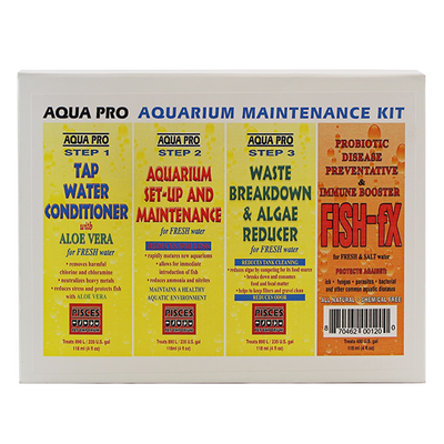 Aqua Pro Aquarium Maintenance Kit | Pisces Pets