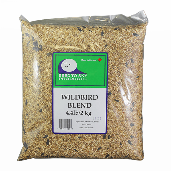 Seed to Sky Wildbird Blend 4.4 lbs | Pisces Pets