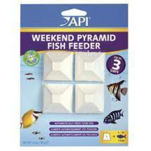 API Weekend Pyramid Fish Feeder | Pisces Pets