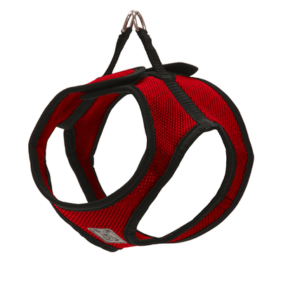 RC Pets Red Step In Cirque Harness - Available in Multiple Sizes | Pisces Pets