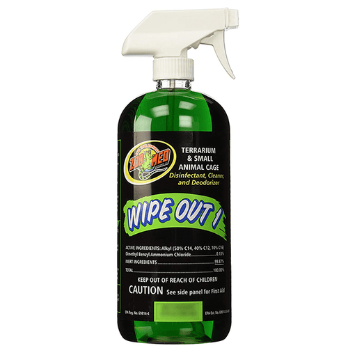 Zoo Med Wipe Out 1 - 946 mL | Pisces Pets
