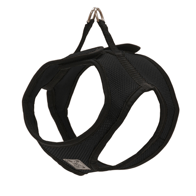 RC Pets Black Step In Cirque Harness - Available in Multiple Sizes | Pisces Pets