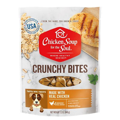 Chicken Soup for the Soul Crunchy Bites - Chicken 340g