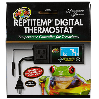 Zoo Med ReptiTemp Digital Thermostat | Pisces Pets
