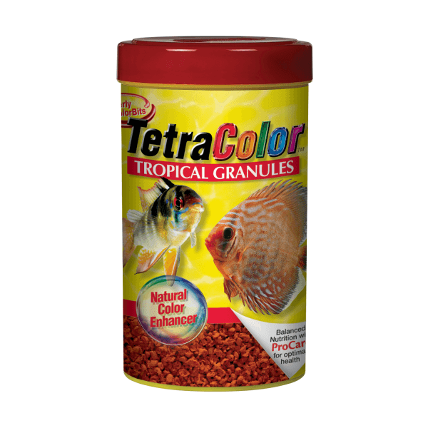 TetraColor Tropical Granules | Pisces Pets