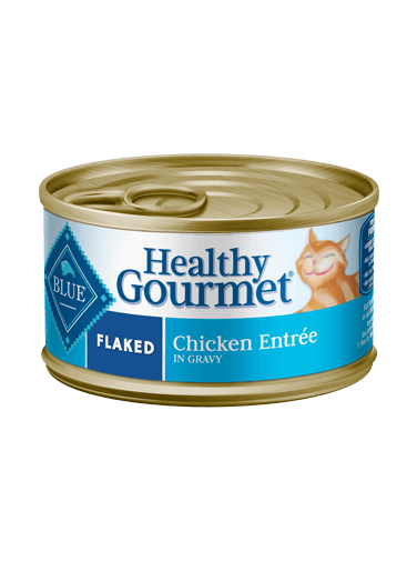 Blue Healthy Gourmet Cat Flaked Chicken 85 g | Pisces Pets