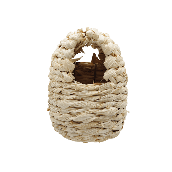 Living World Maize Peel Bird Nest | Pisces Pets