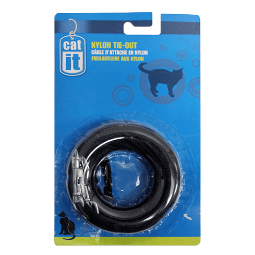 Catit Nylon Cat Tie-Out | Pisces Pets