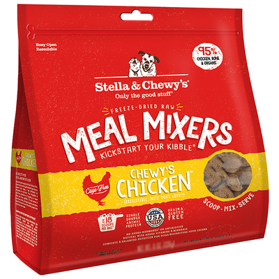 Stella & Chewy's Chicken Meal Mixers | Pisces Pets