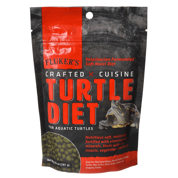 Fluker's Crafted Cuisine Turtle Diet | Pisces Pets
