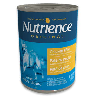 Nutrience Chicken Pate Adult 369 g | Pisces Pets