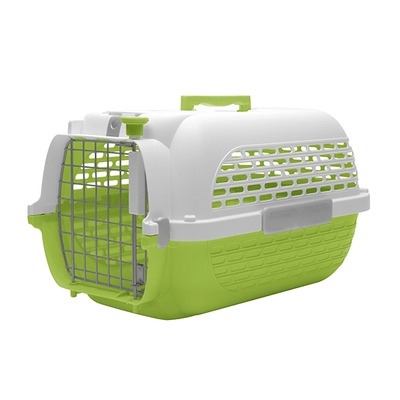 Dogit Green/White Voyageur Dog Carrier | Pisces Pets