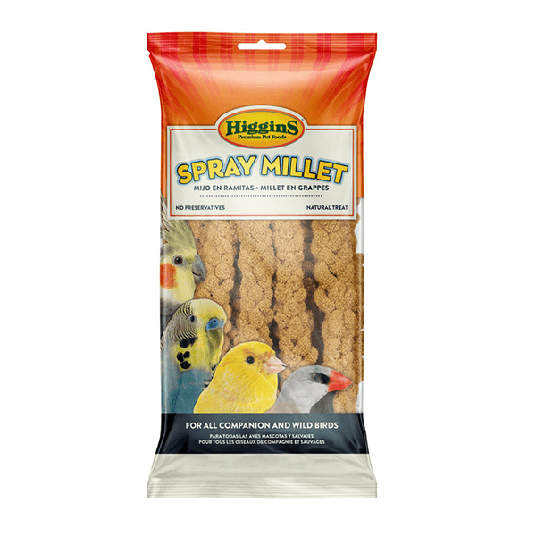 Higgins Spray Millet | Pisces Pets