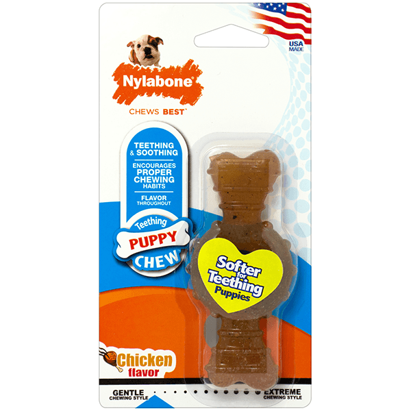 Nylabone Puppy Ring Bone | Pisces Pets