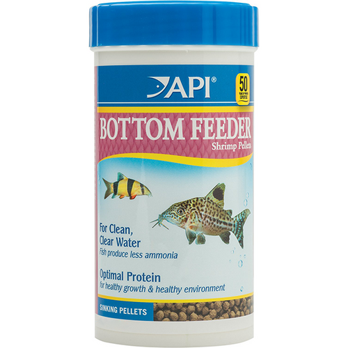 API Bottom Feeder Shrimp Pellets | Pisces Pets