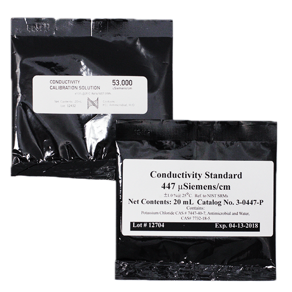 Neptune Systems Conductivity Calibration Fluid