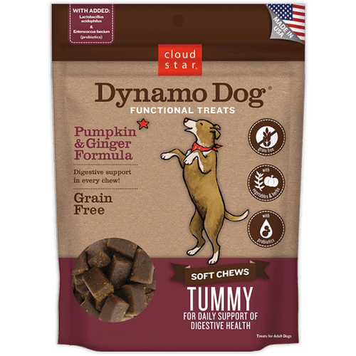 Cloud Star Dynamo Dog Tummy Treats | Pisces Pets