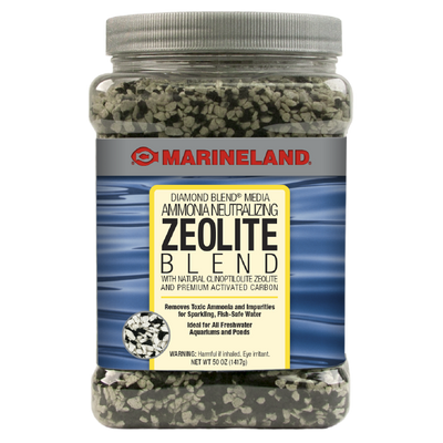 Marineland White Diamond Zeolite Blend 50oz