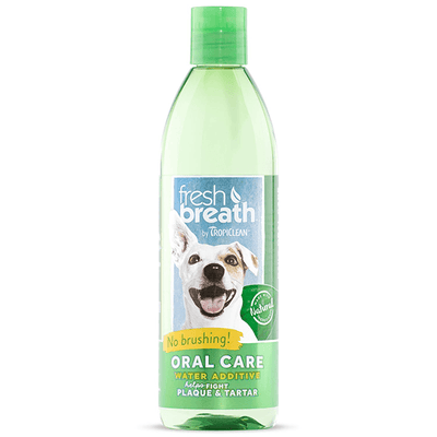 Tropiclean Fresh Breath Water Additive | Pisces Pets