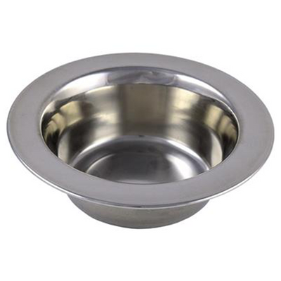Arjan Stainless Steel Bowl - Available in Various Sizes | Pisces Pets