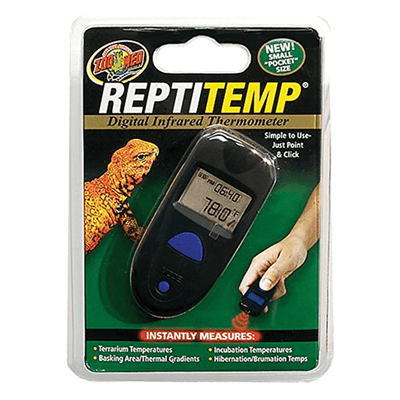 Zoo Med ReptiTemp Digital Infrared Thermometer - Pocket Size | Pisces Pets