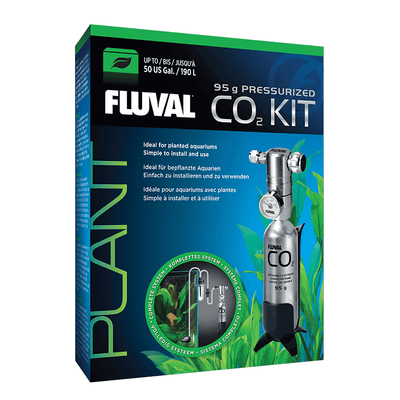 Fluval Pressurized 95g CO2 Kit | Pisces Pets