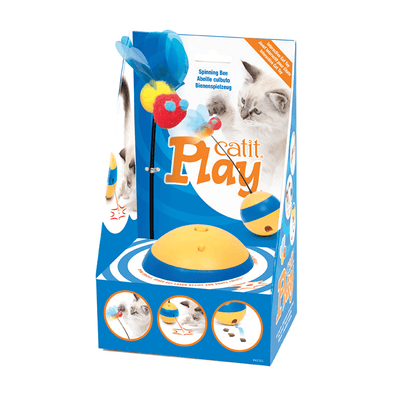 Catit Play Spinning Bee | Pisces Pets
