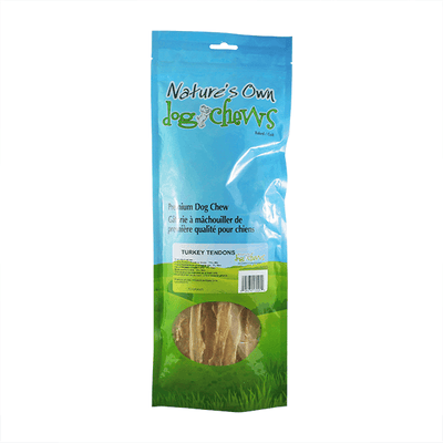 Nature's Own Turkey Tendons 70 g | Pisces Pets