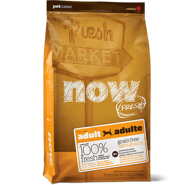 NOW Adult Dog Food | Pisces Pets